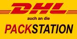Versand erfolgt mit der DHL