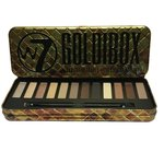 W7 Goldibox Eye Colour Palette - And the 12 Shades